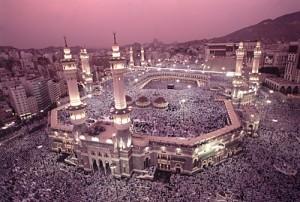 La-Moschea-di-Mecca
